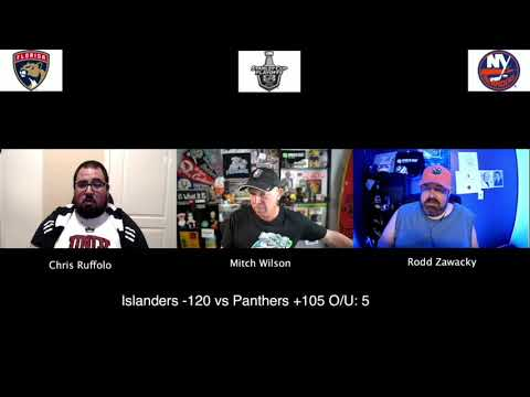 New York Islanders vs Florida Panthers 8/4/20 NHL Pick and Prediction Stanley Cup Playoffs