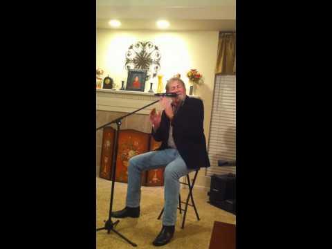 "Gary Mckee Singing"" In Color"""