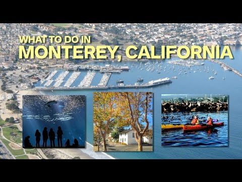 What To Do In Monterey