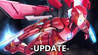 Marvel: Future Fight - IronHeart Update + All Characters