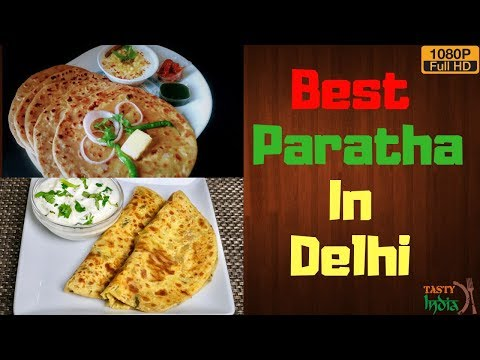 MoolChand Parantha | Real Indian food in Delhi | Tasty India | Episode 7