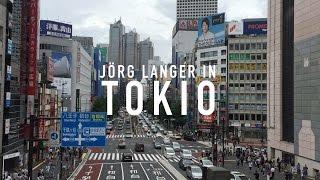 Jörg Langer in Tokio (Video-Reportage, 2016)