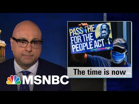 Ali Velshi: Now Is The Time To Protect The Right To Vote