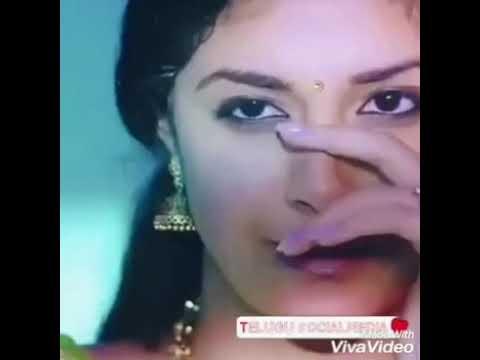 Kirthi suresh cute expression...(manjal megam flute)