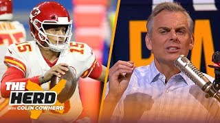 Herd Hierarchy: Colin's Top 10 NFL teams after 2019-20 Week 4 | NFL | THE HERD