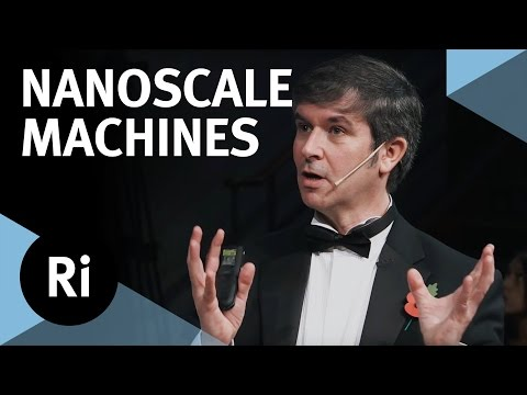 Nanoscale Machines: Building the Future with Molecules