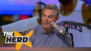 Colin explains why Lakers fans should have interest in the Cavaliers vs Celtics series   THE HERD