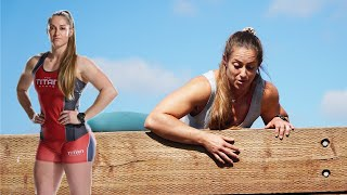 Titan Games Athlete Takes on the US Military Obstacle Course