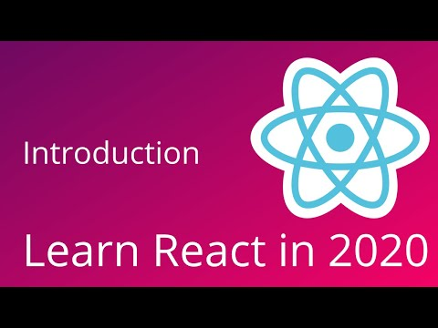 01 - Introduction - Learn React In 2020 thumbnail