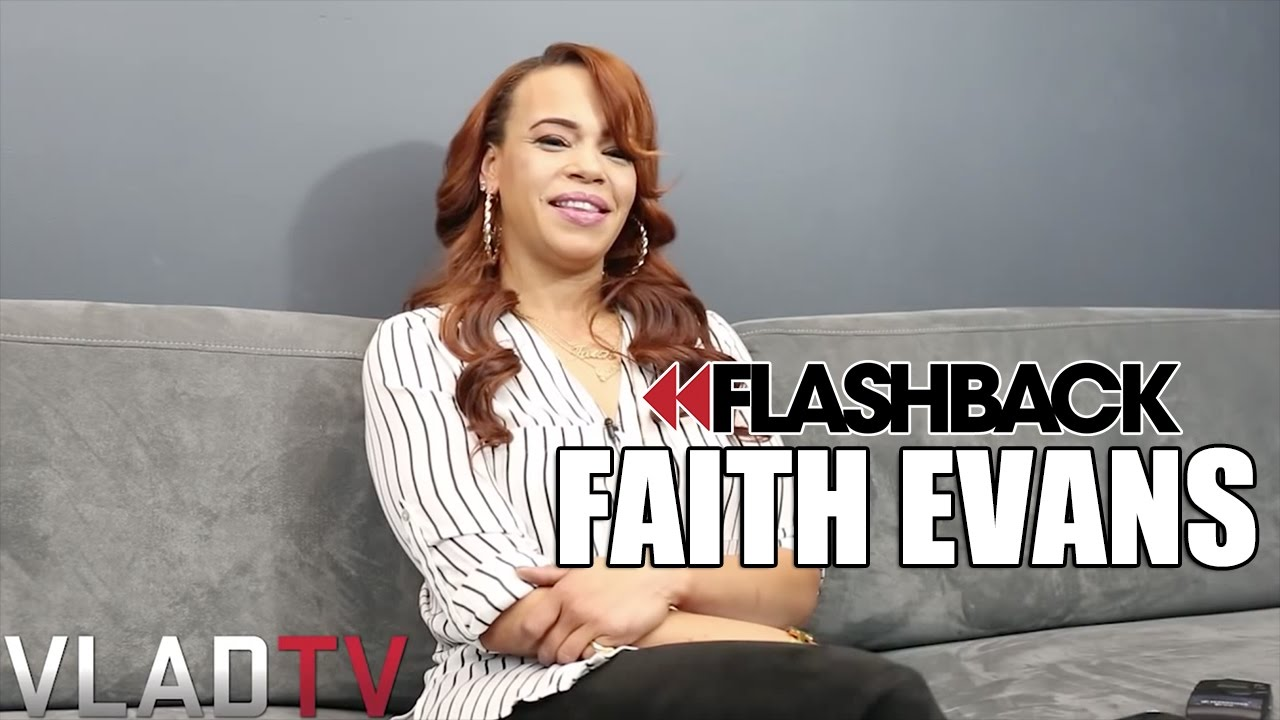 Faith Evans Tells Story of Notorious B.I.G. Beating Up Her Male Friends