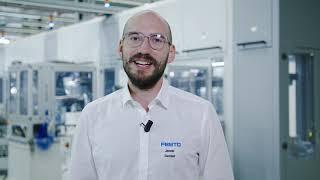 Festo: TPM-Champion 2020 mit Smartenance
