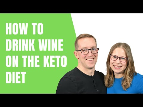 How To Drink Wine On The Keto Diet | Keto Q&A with Health Coach Tara (& Jeremy)