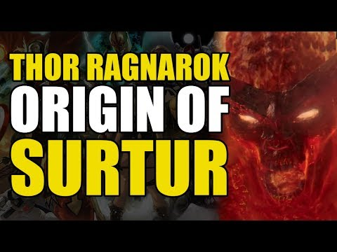 The Origin of Surtur/Odin