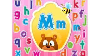 Учим английский алфавит - учим английский язык для детей для самых маленьких мультики для детей