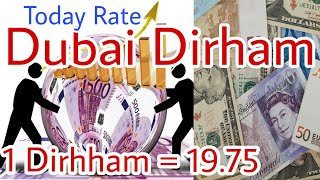 Dubai Currency Indian Rupees Today Free MP3 Song Download 320 Kbps