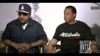 Does 'Straight Outta Compton' Reveal Origin of 'Bye, Felicia'? Ice Cube and Company Explain