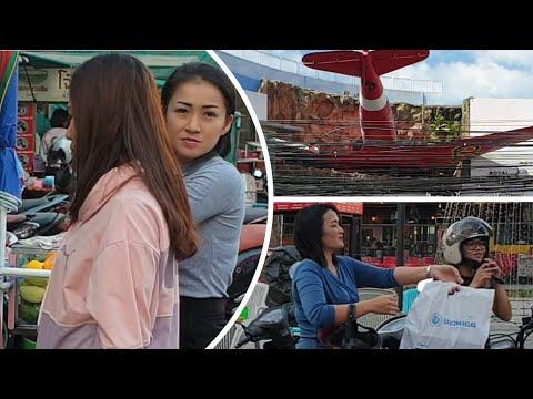 PATTAYA DIFFERENT WALKING SCENES THAILAND