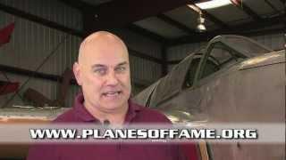 P-59 Airacomet Fund Raising Video