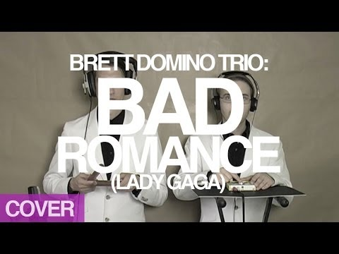 Brett Domino: Bad Romance Lady Gaga - Korg Monotron and Kaossilator