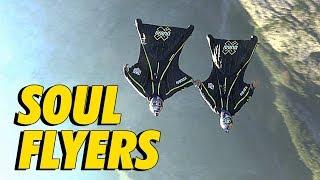 EXCLU : en immersion avec les SOUL FLYERS, les MAÎTRES DES AIRS ! (ft Fred Fugen & Vince Reffet)