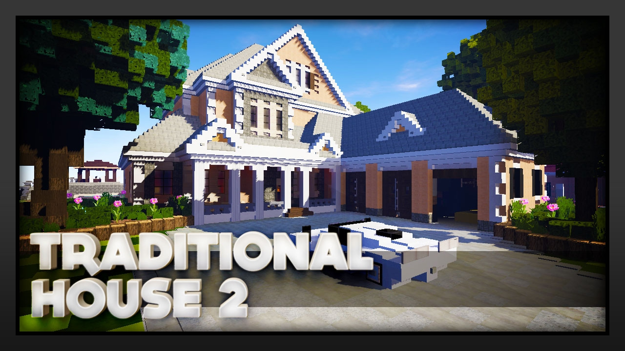Minecraft - Traditional House 2 - YouTube - photo#36