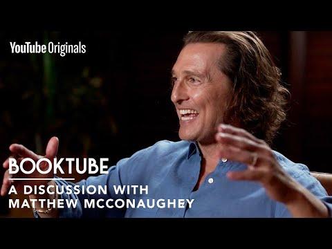 Matthew McConaughey: Finding Greenlights & Accelerating Forward   BookTube