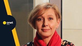 Materska-Sosnowska: Tusk podjął złą decyzję, że nie będzie kandydować na prezydenta | #OnetRANO