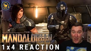 "The Mandalorian Reaction | Chapter 4 ""Sanctuary"""