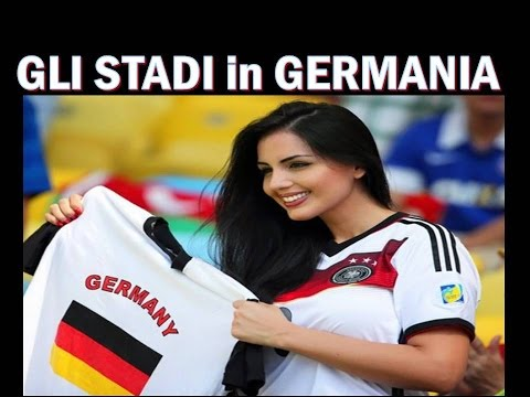GLI STADI in GERMANIA !!!!