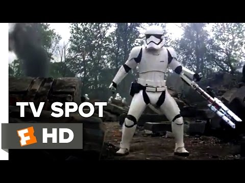 Star Wars: The Force Awakens TV SPOT - Finn (2015) - Movie HD
