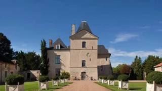Château de Chargé, hôtel de charme et luxe 4 étoiles près de Châtellerault - Symbolesdefrance.com