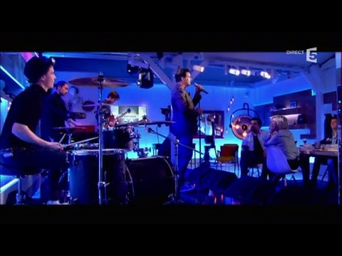 Roch Voisine, en Live - C à vous - 03/04/2017