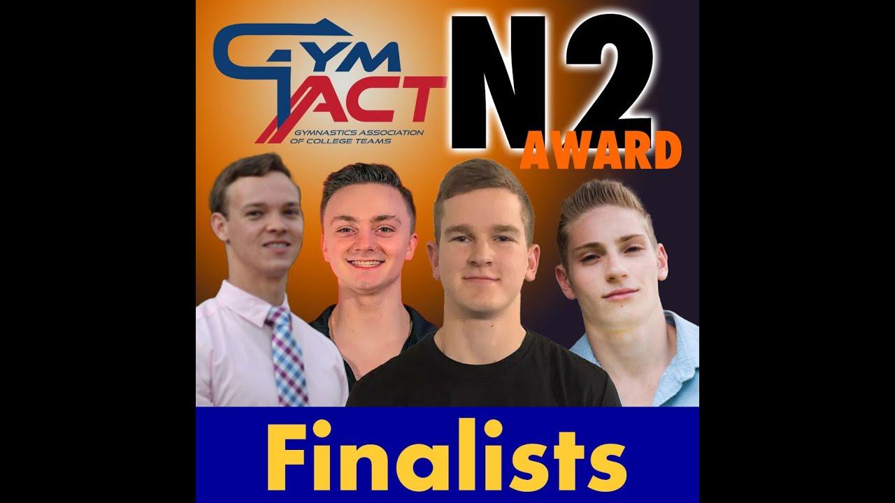 GymACT N2 Award Finalists 2021