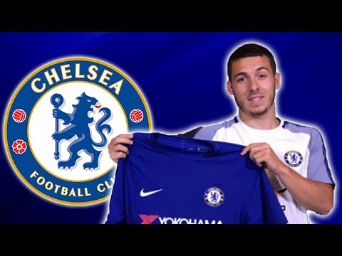 KYLIAN HAZARD | Welcome To Chelsea | Superb Speed, Goals & Skills 2017 (HD)