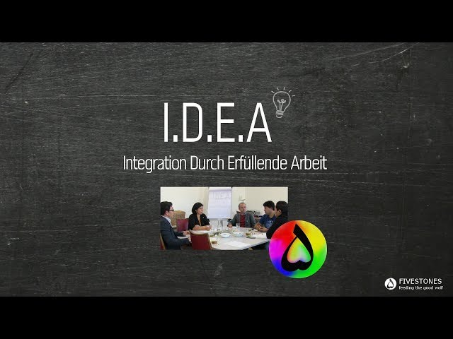 FIVESTONES: Programm IDEA