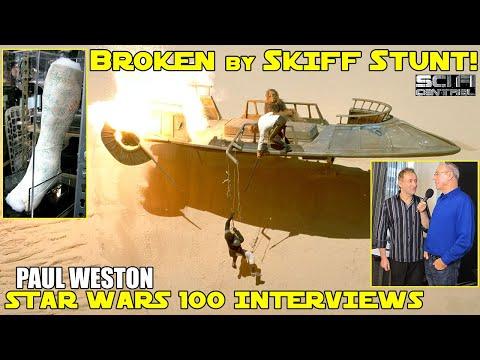 Star Wars 100 Interviews: PAUL WESTON on Broken Body Parts