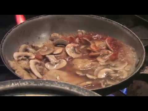 Chicken Marsala Recipe Youtube