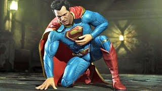 INJUSTICE 2 01: A Queda do Superman - PS4 / Xbox One gameplay