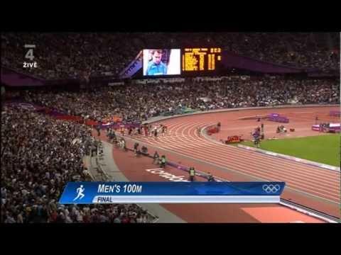 9.63 OR - Usain Bolt 100m (Olympijské hry Londýn 2012)