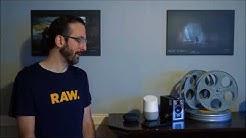 Test blogueur du haut-parleur intelligent Google Home Mini