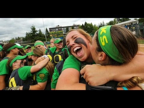 Highlights: Oregon softball advances to Women's College World Series