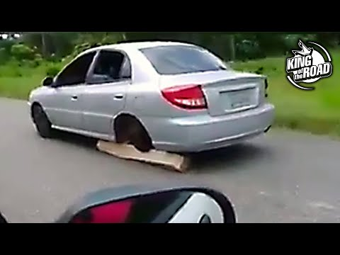 How to not drive your car/Car fails #3 April 2020/Idiots in cars