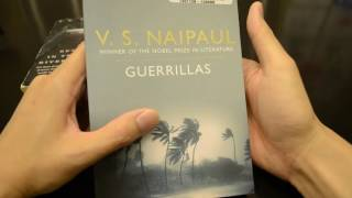 V.S. Naipaul - Guerrillas - Book Review