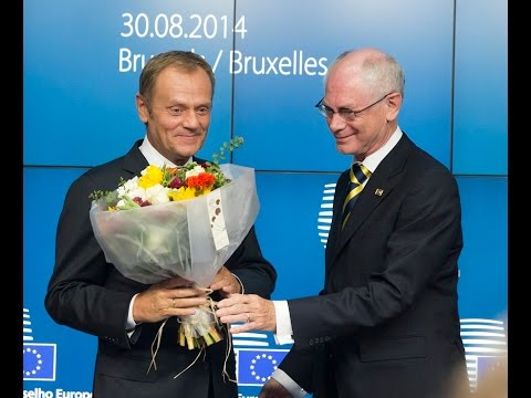 Donald Tusk becomes European Council president