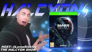 Halcyon - Mass Effect: Andromeda