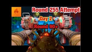 REVELATIONS ROUND 255 ATTEMPT LIVE! (INTERACTIVE STREAMER) DAY 2 ROUND 90+ (Black Ops 3 Zombies)