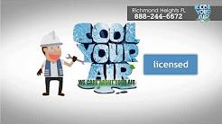 AC Repair in Richmond Heights, FL - 888-244-6672