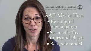 Dr. Ari Brown Offers Tips for Parents on Children and Media Use