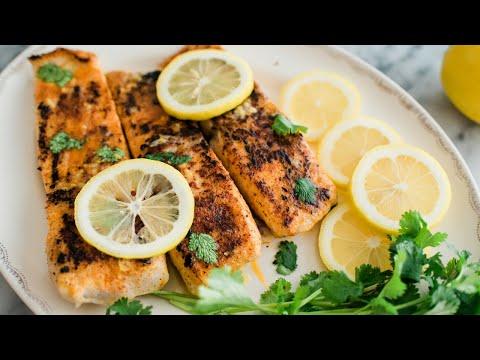 Lemon Butter Fish | Muy Bueno
