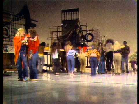 West Coast cast of HAIR  Smother Brothers show, 1968, high quality version